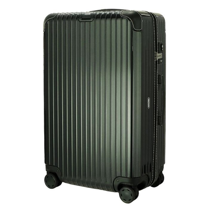 【お取り寄せ】リモワRIMOWAスーツケースボサノバ870.70.40.475L5.2kgグリーン5泊~7泊目安TSAロック4輪