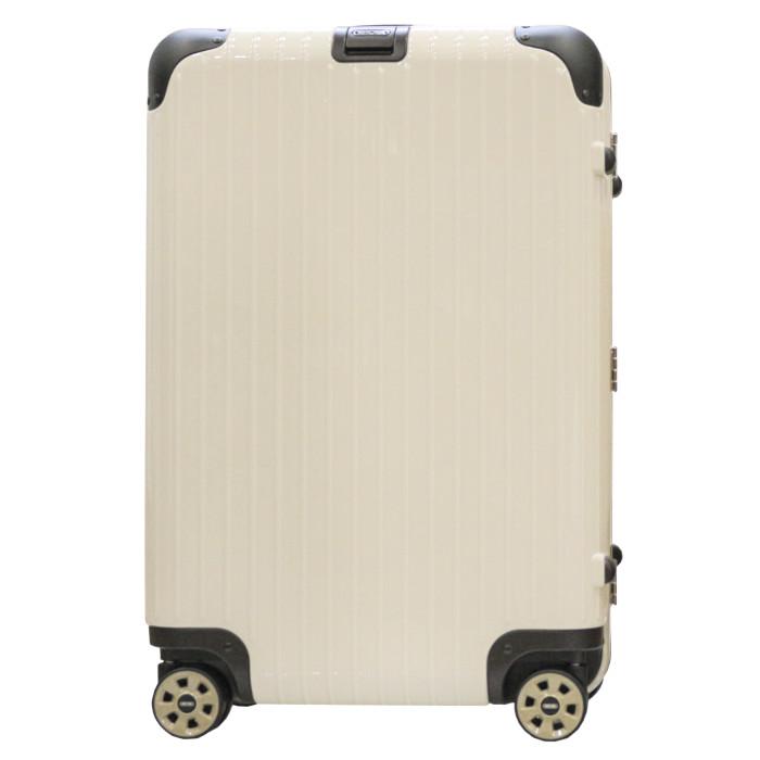 【8月末以降お届け】【お取り寄せ】【送料無料!】リモワ RIMOWA スーツケース リンボ 881.63.13.4 60L 5.4kg クリームホワイト 3泊~5泊目安 TSAロック 4輪