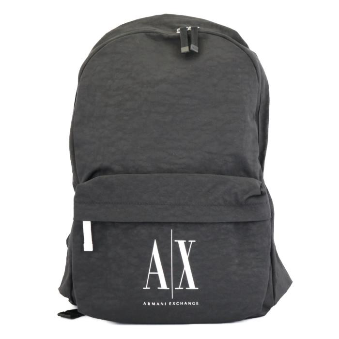 【送料無料!】アルマーニエクスチェンジ ARMANI EXCHAGE リュックサック バックパック 952103 CC350 00020 ブラック メンズ