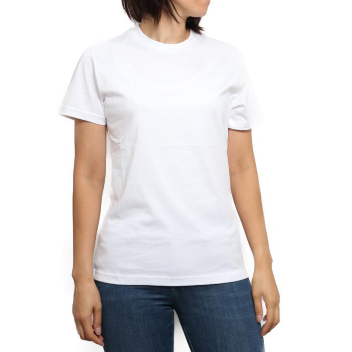 モンクレール MONCLER レディース Tシャツ 8C76510 V8161 001 ホワイト【WH】