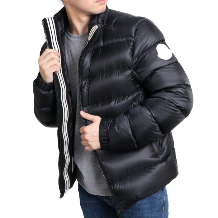 モンクレール MONCLER メンズ ダウンジャケット SOREILLER 1A203 00 53334 999 ブラック【BK】