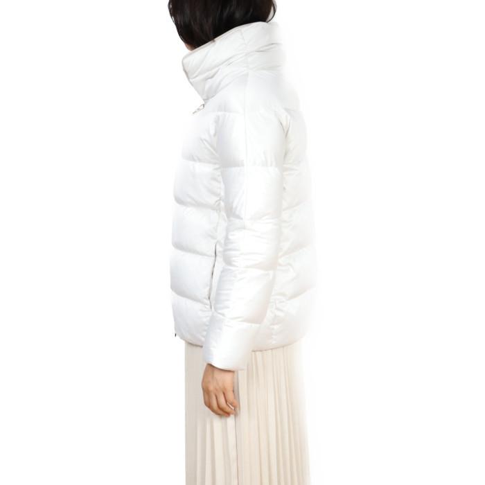 ヘルノHERNOレディースダウンジャケットPI047DR1100ホワイト【WH】
