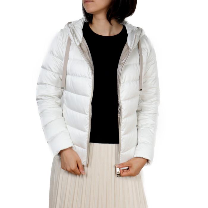 【送料無料!】ヘルノ HERNO レディース ダウンジャケット PI056DR 1100 ホワイト【WH】