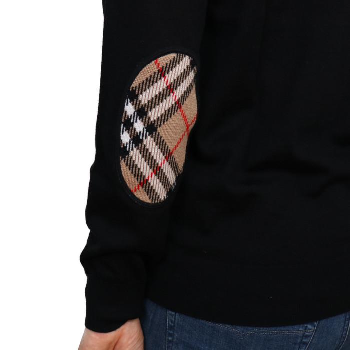 バーバリーBURBERRYレディースセーター8017019ブラック【BK】