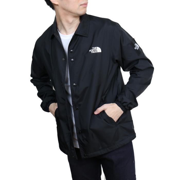 ノースフェイス THE NORTH FACE メンズ コーチジャケット NP22030 The Coach Jacket  ブラック【K】