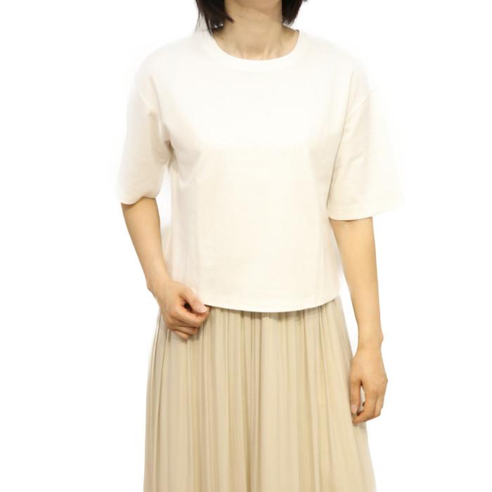 マックマーラ ウィークエンド MaxMara WEEKEND レディース Tシャツ SESTRI 001 ホワイト【WH】