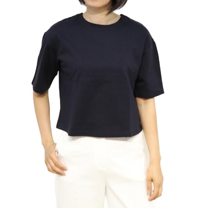 マックマーラ ウィークエンド MaxMara WEEKEND レディース Tシャツ SESTRI 004 ネイビー【NV】