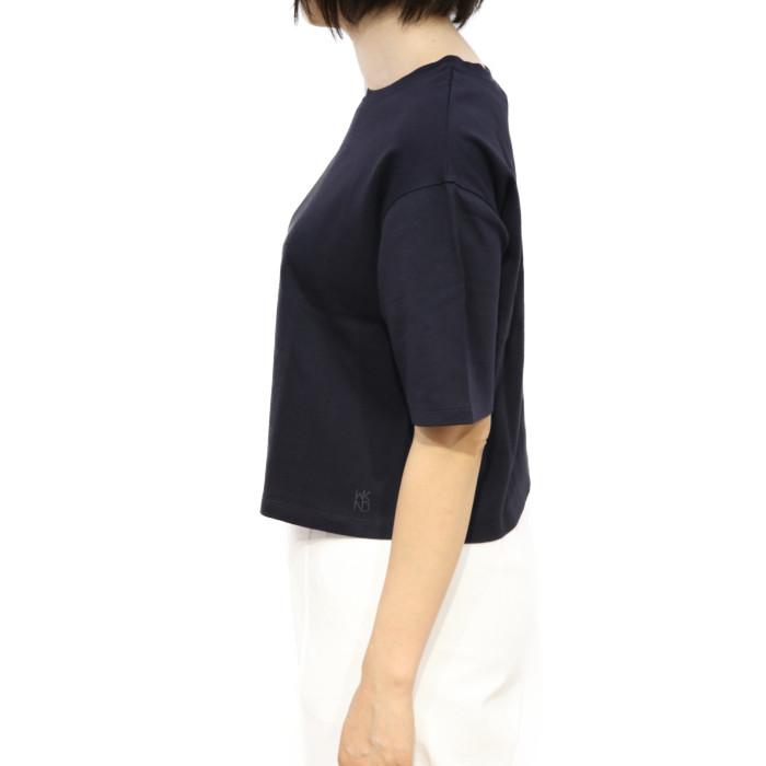 マックマーラウィークエンドMaxMaraWEEKENDレディースTシャツSESTRI004ネイビー【NV】