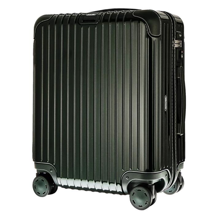 【お取り寄せ】リモワRIMOWAスーツケースボサノバ870.56.40.442L4.3kgグリーン3泊~5泊目安TSAロック4輪機内持ち込み不可【Green】