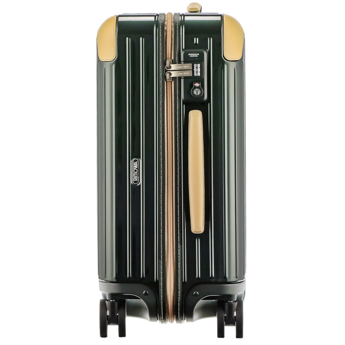 【お取り寄せ】リモワRIMOWAスーツケースボサノバ870.56.41.442L4.2kgグリーンベージュ3泊~5泊目安TSAロック4輪機内持ち込み不可【GreenBeige】