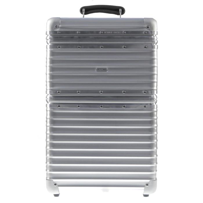 【送料無料】【お取り寄せ】リモワ RIMOWA ワインケース クラシックフライト 970.90.00.1 100L シルバー TSAロック 機内持ち込み不可【Silver】