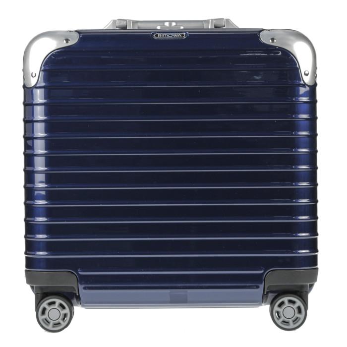 【送料無料】【お取り寄せ】リモワ RIMOWA スーツケース リンボ 880.40.21.4 27L 3.4kg ナイトブルー 2泊~3泊目安 TSAロック 2輪 機内持ち込み可【Night Blue】