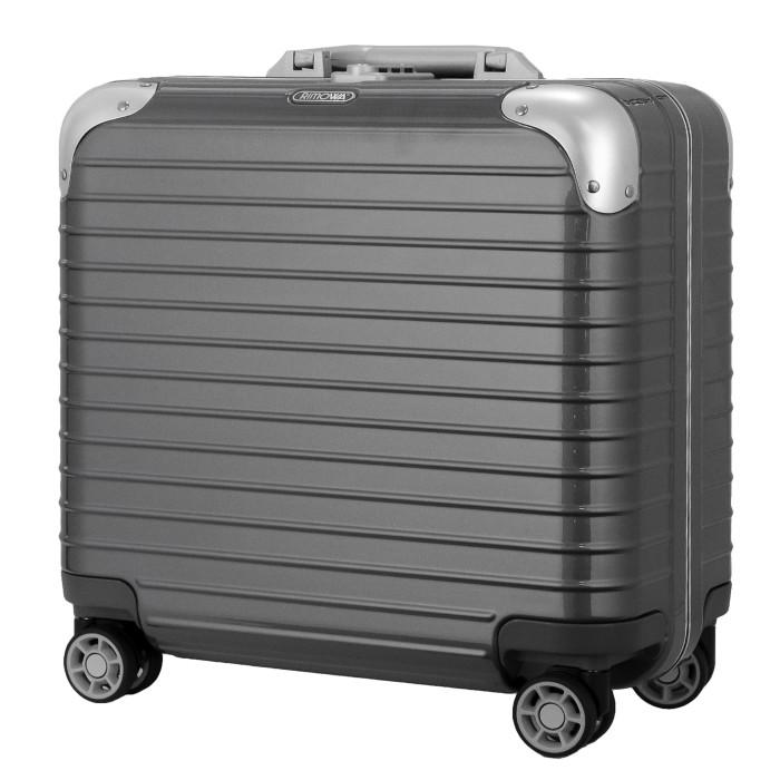 【送料無料】【お取り寄せ】リモワ RIMOWA スーツケース リンボ 880.40.54.4 27L 3.4kg シールグレー 2泊~3泊目安 TSAロック 2輪 機内持ち込み可【Seal Grey】