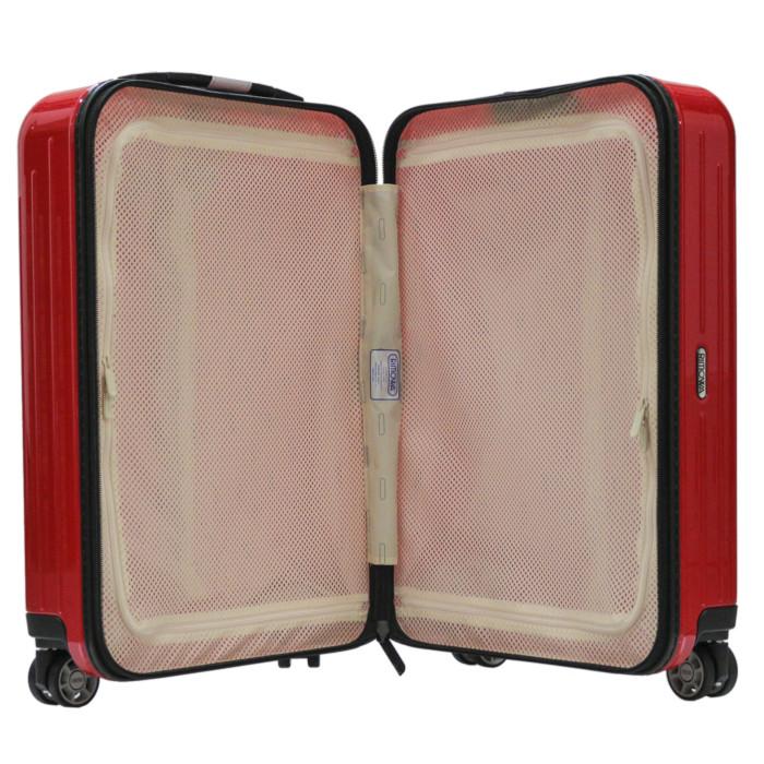 【お取り寄せ】リモワRIMOWAスーツケースサルサエアー820.53.46.438L2.0kgガーズレッド2泊~3泊目安TSAロック4輪機内持ち込み不可【GuardsRed】