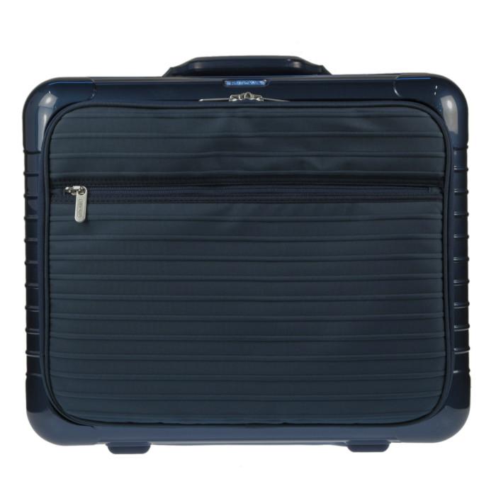 【お取り寄せ】リモワRIMOWAスーツケースサルサデラックスハイブリット840.50.12.232L3.8kgヨッティングブルー2泊~3泊目安TSAロック2輪機内持ち込み可