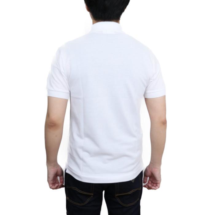 ラコステLACOSTEメンズ半袖ポロシャツL.12.12001ホワイト【WH】