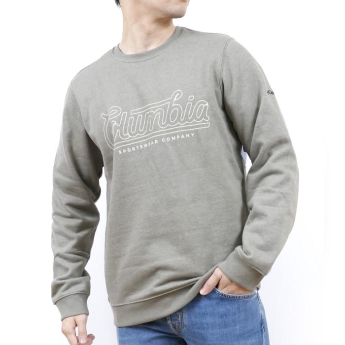 【送料無料!】コロンビア COLUMBIA メンズ 長袖Tシャツ 1861631 397 カーキ【KH】
