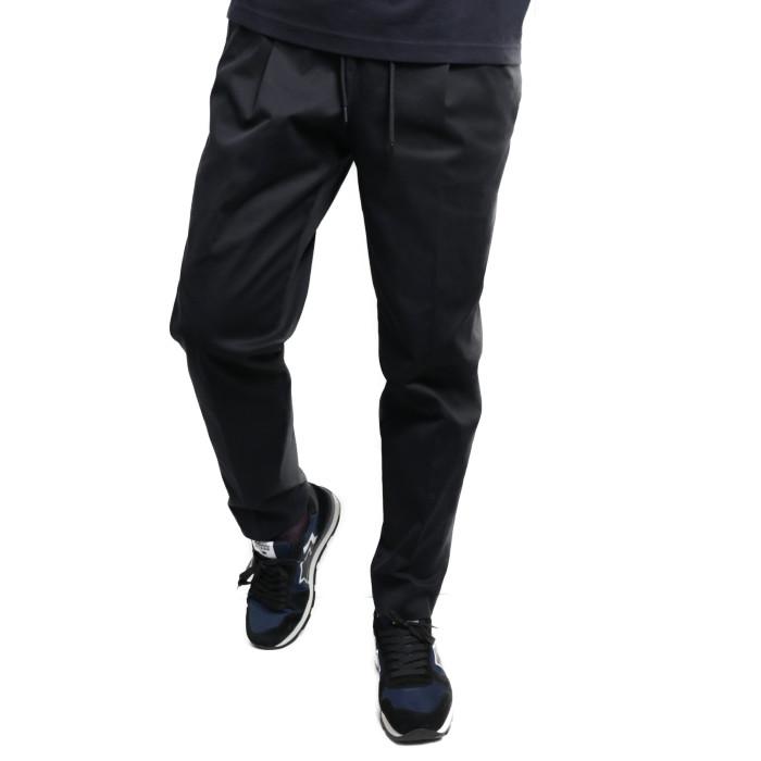 【送料無料!】モンクレール MONCLER メンズ カジュアルパンツ 2A755 999 ブラック【BK】