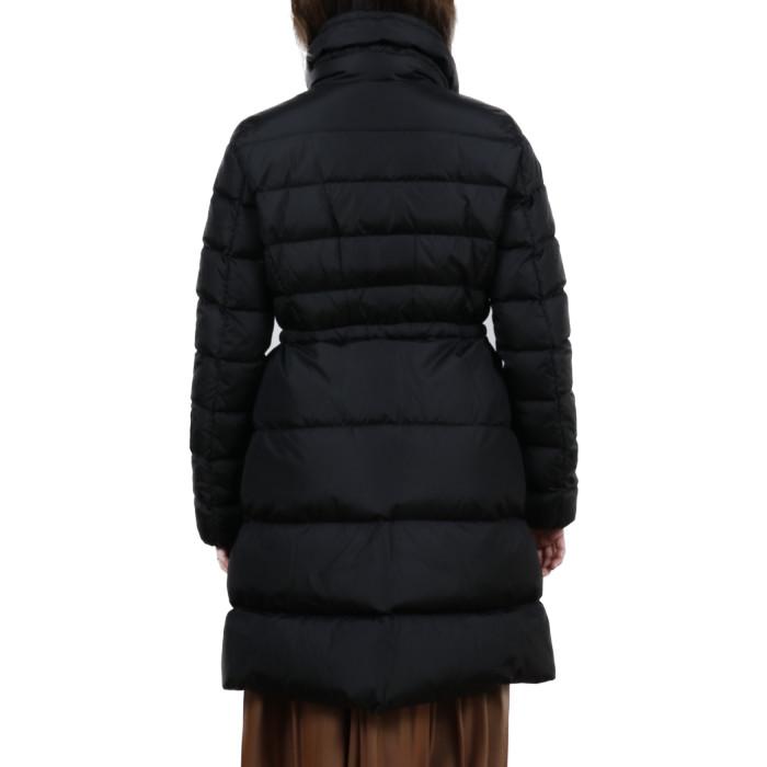 【送料無料!】モンクレール MONCLER レディース ダウンコート MALBAN 1C54900 C0230 999 ブラック【BK】