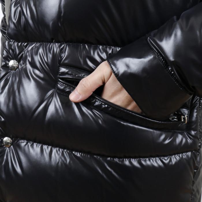 【送料無料!】モンクレール MONCLER メンズ ダウンジャケット RATEAU 1B53000 68950 999 ブラック【BK】