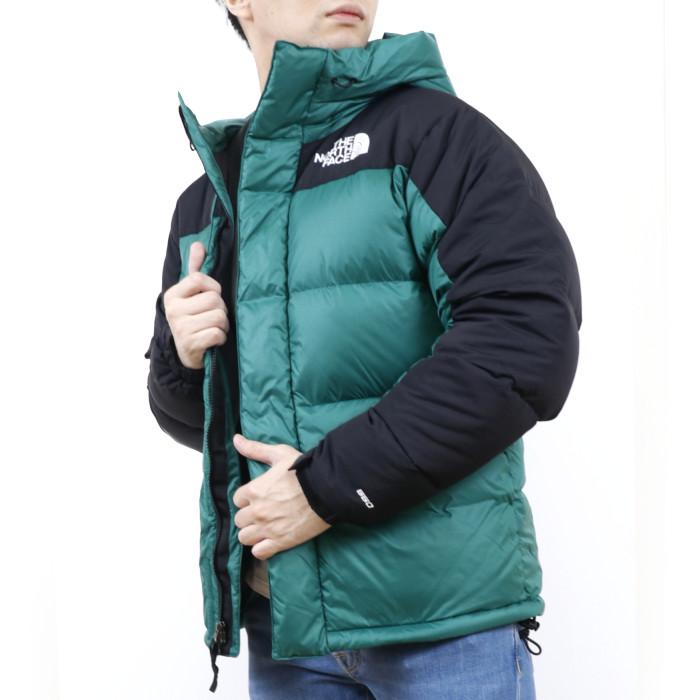 【送料無料!】ノースフェイス THE NORTH FACE メンズ ダウンジャケット NF0A4QYX NL  グリーン【GR】