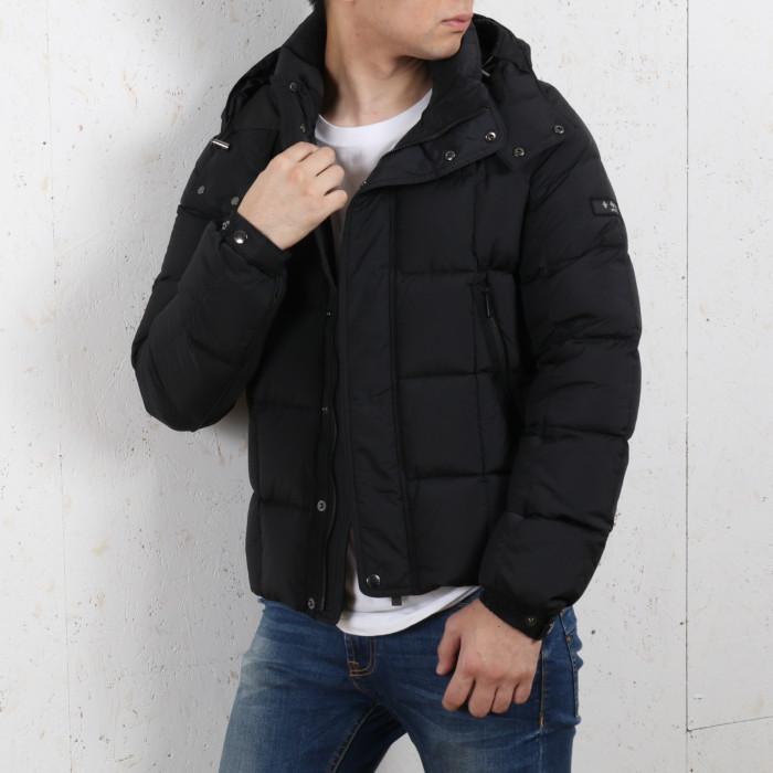 【送料無料!】タトラス TATRAS メンズ ダウンジャケット BOESIO MTAT20A4566‐D 01 ブラック【BK】