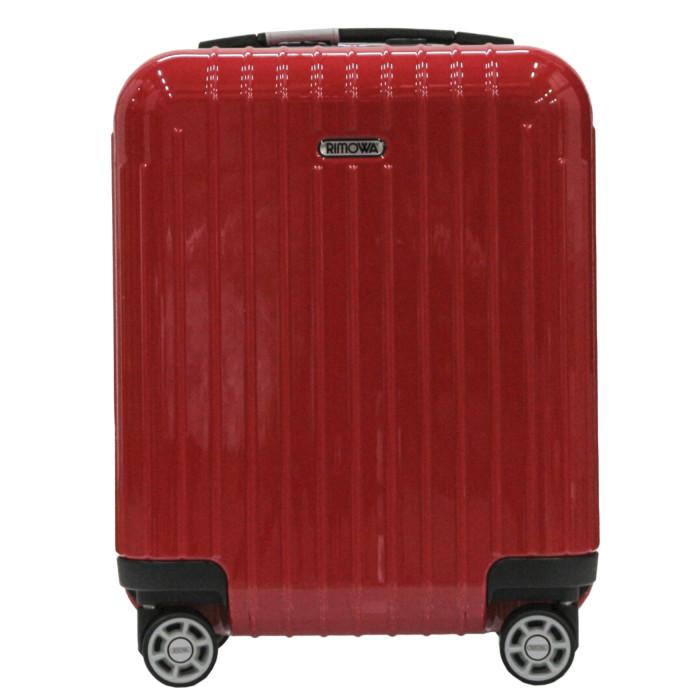 【お取り寄せ】【送料無料!】リモワ RIMOWA サルサエアー スーツケース 機内持ち込み 820.42.46.4 ガーズレッド GUARDS RED