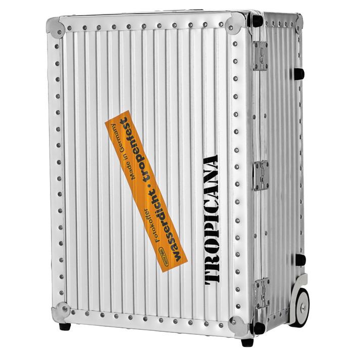 【お取り寄せ】【送料無料!】リモワ RIMOWA トロピカーナ スーツケース キャリーケース 370.09.00.2 シルバー SILVER