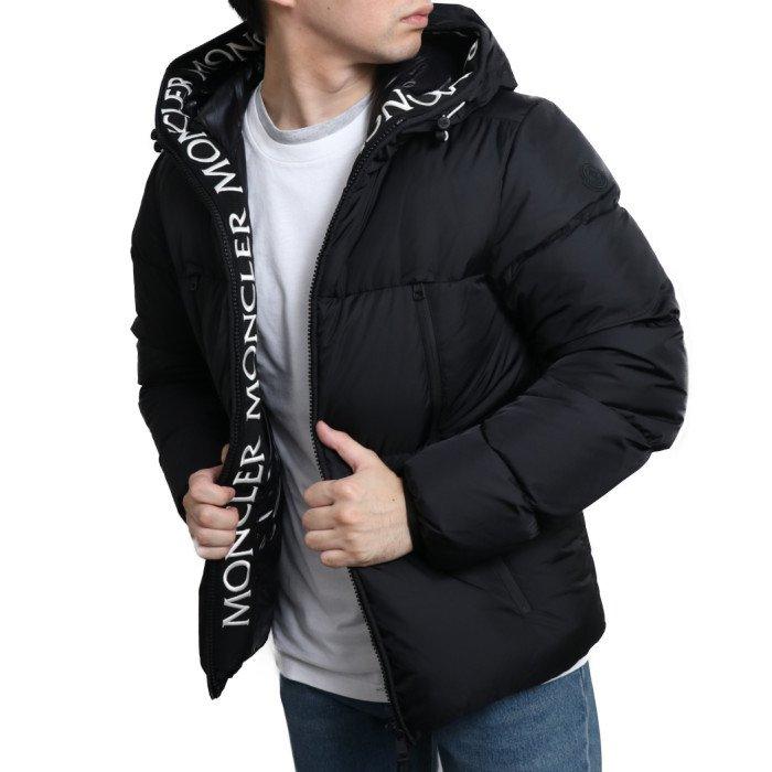 モンクレール MONCLER メンズ ダウンジャケット MONTCLA  1B56900 C0300 999 ブラック【BK】