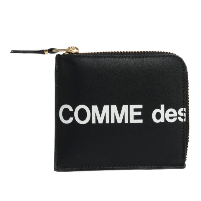 【送料無料!】コムデギャルソン COMME des GARCONS 小銭入れ コインケース SA3100HL ブラック メンズ ユニセックス メンズ レディース