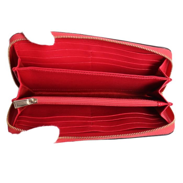 【送料無料!】フルラ FURLA 小銭入れ付き 長財布 バビロン PR82 B30 FRA 1046398 レッド レディース FRAGOLA