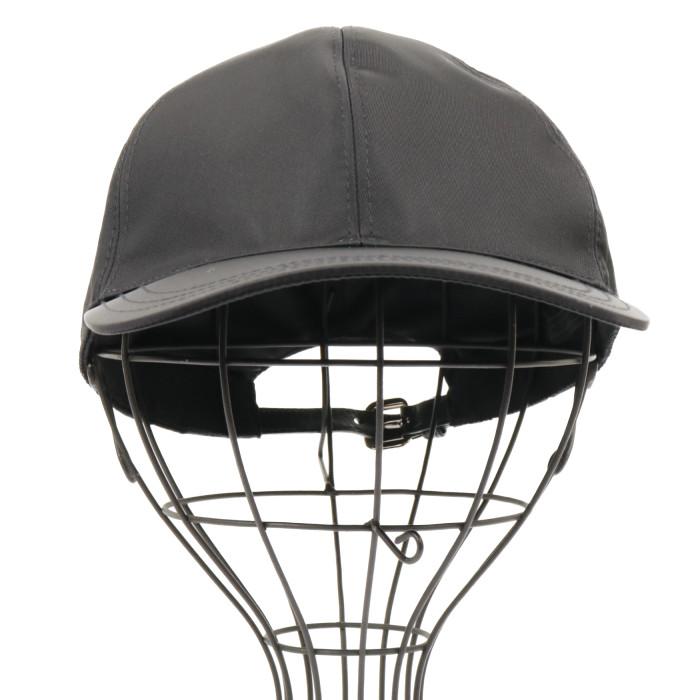 【送料無料!】プラダ PRADA 帽子 キャップ 2HC274 820 F0002 ブラック メンズ