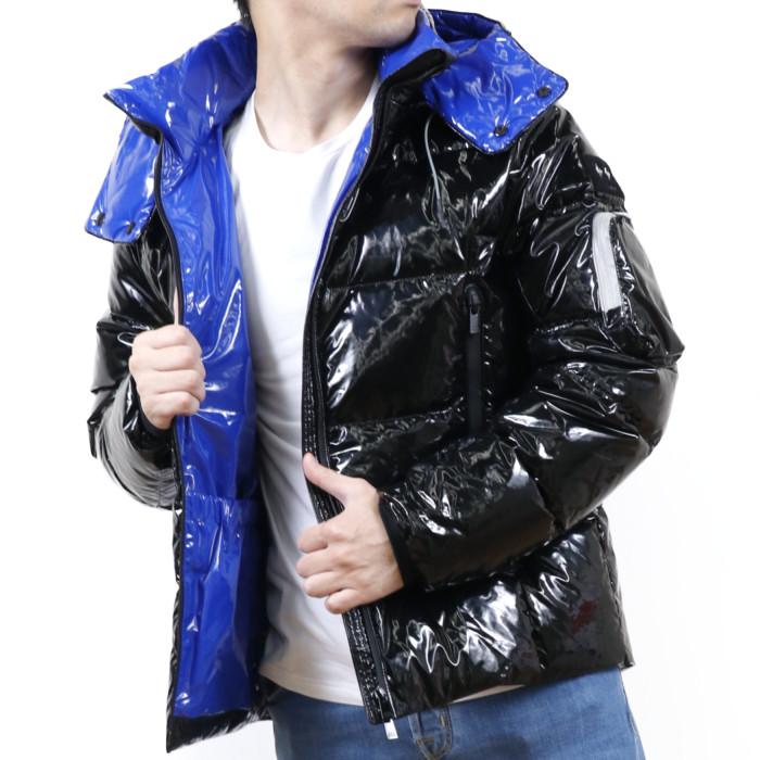 【送料無料!】タトラス TATRAS メンズ ダウンジャケット ANDER 01 ブラック【BK】