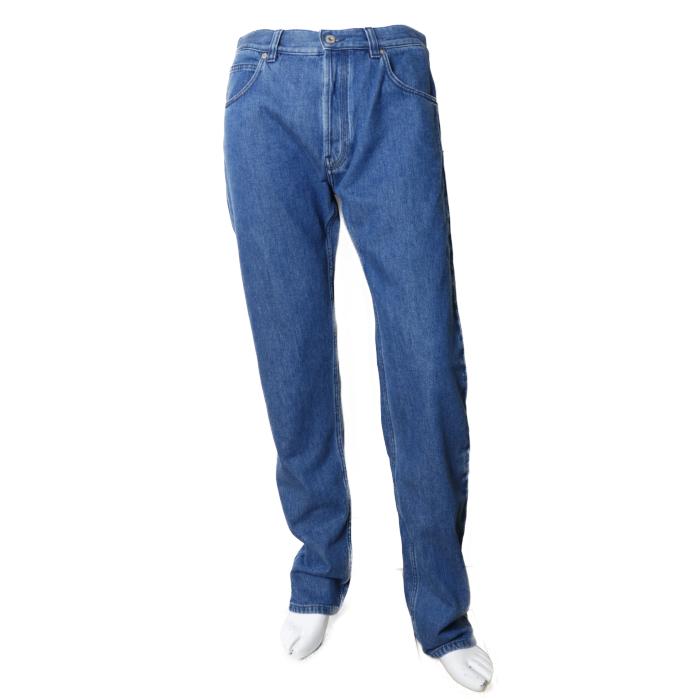 【送料無料!】ロエベ LOEWE メンズ デニム ジーンズ パンツ 526331XA4 5100  ブルー【BLUE】