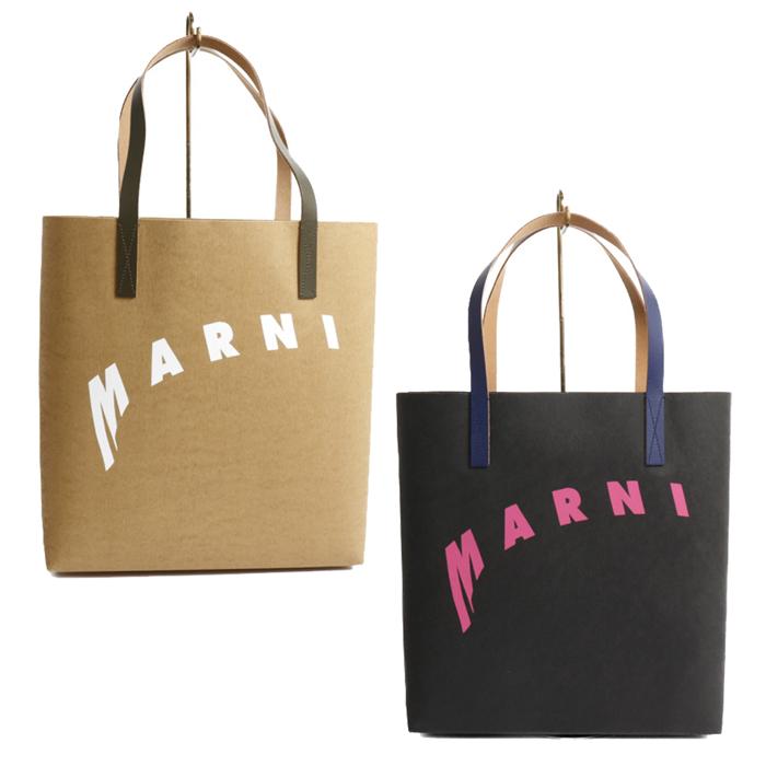 【送料無料!】マルニ MARNI セルロース トートバッグ ショッピングバッグ SHMPQ10A07/P3951 ユニセックス