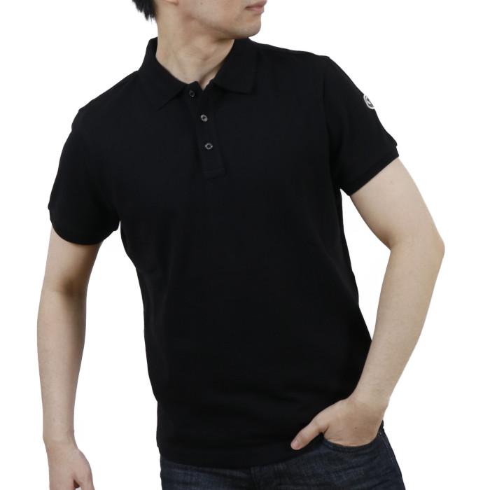 【送料無料!】モンクレール MONCLER メンズ 半袖 ポロシャツ 8A705 8A70510 84556 999 ブラック【BLACK】