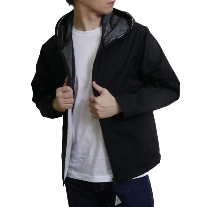 【送料無料!】モンクレール MONCLER メンズ ブルゾン ジャケット CHARDON 1A74900 539HW 999 ブラック【BLACK】