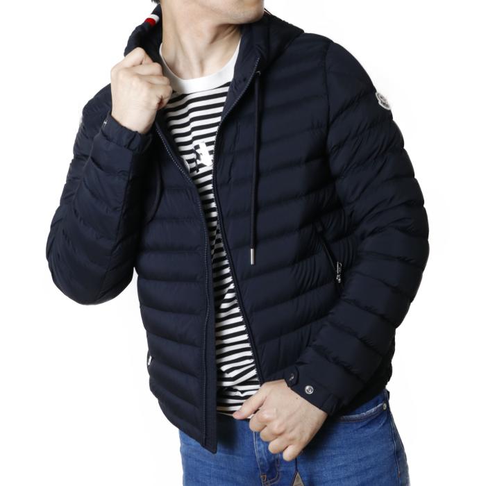 【送料無料!】モンクレール MONCLER メンズ ダウン ジャケット ジャケット EUS 1A50A00 53333  ネイビー【NAVY】