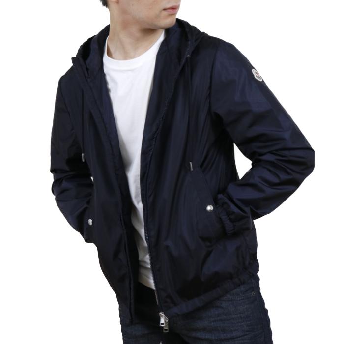 【送料無料!】モンクレール MONCLER メンズ ブルゾン ジャケット GRIMPEURS 1A73700 54155  ネイビー【NAVY】
