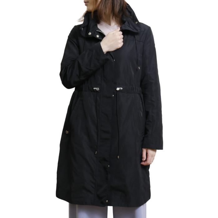 【送料無料!】モンクレール MONCLER レディース コート MALACHITE 1C70900 C0276 999 ブラック【BLACK】