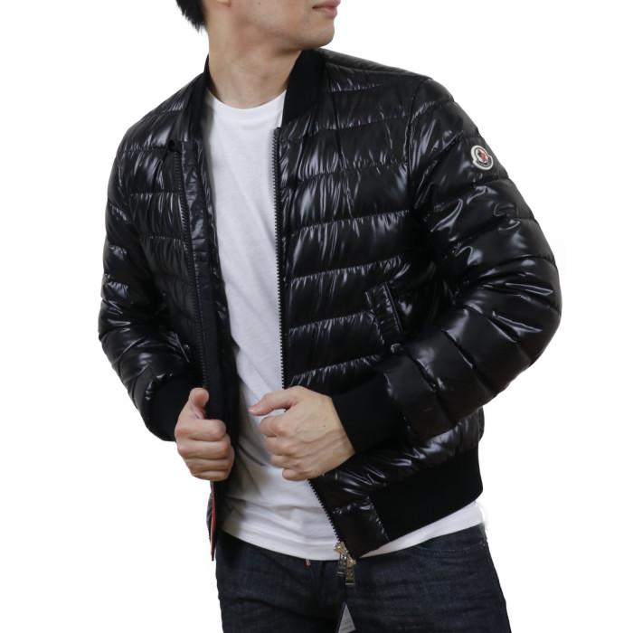 【送料無料!】モンクレール MONCLER メンズ ダウンジャケット PEROUGES 1050S00 68950 999 ブラック【BLACK】