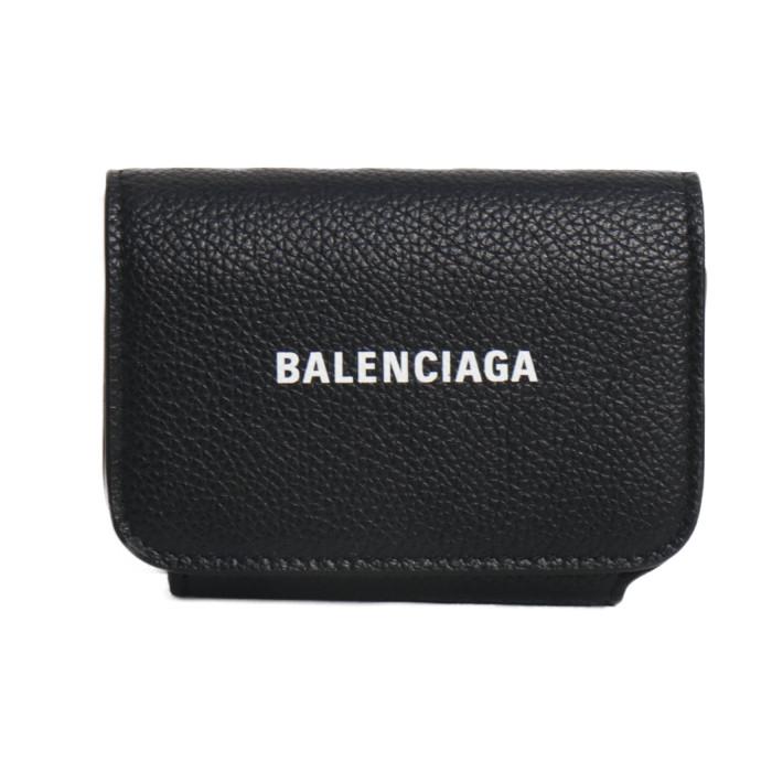 【送料無料!】 バレンシアガ BALENCIAGA  カードケース 634856 1IZIM 1090 ブラック メンズ BLACK
