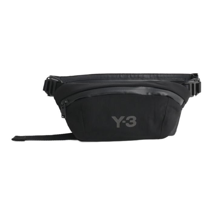 ワイスリー Y-3 ヨウジヤマモト ボディバッグ REFLECTIVE BELT BAG GK2088