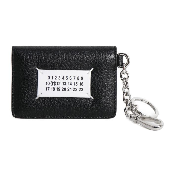 【送料無料】メゾンマルジェラ MaisonMargiela カードケース S56UI0215 PR044 T8013 ブラック メンズ レディース ユニセックス