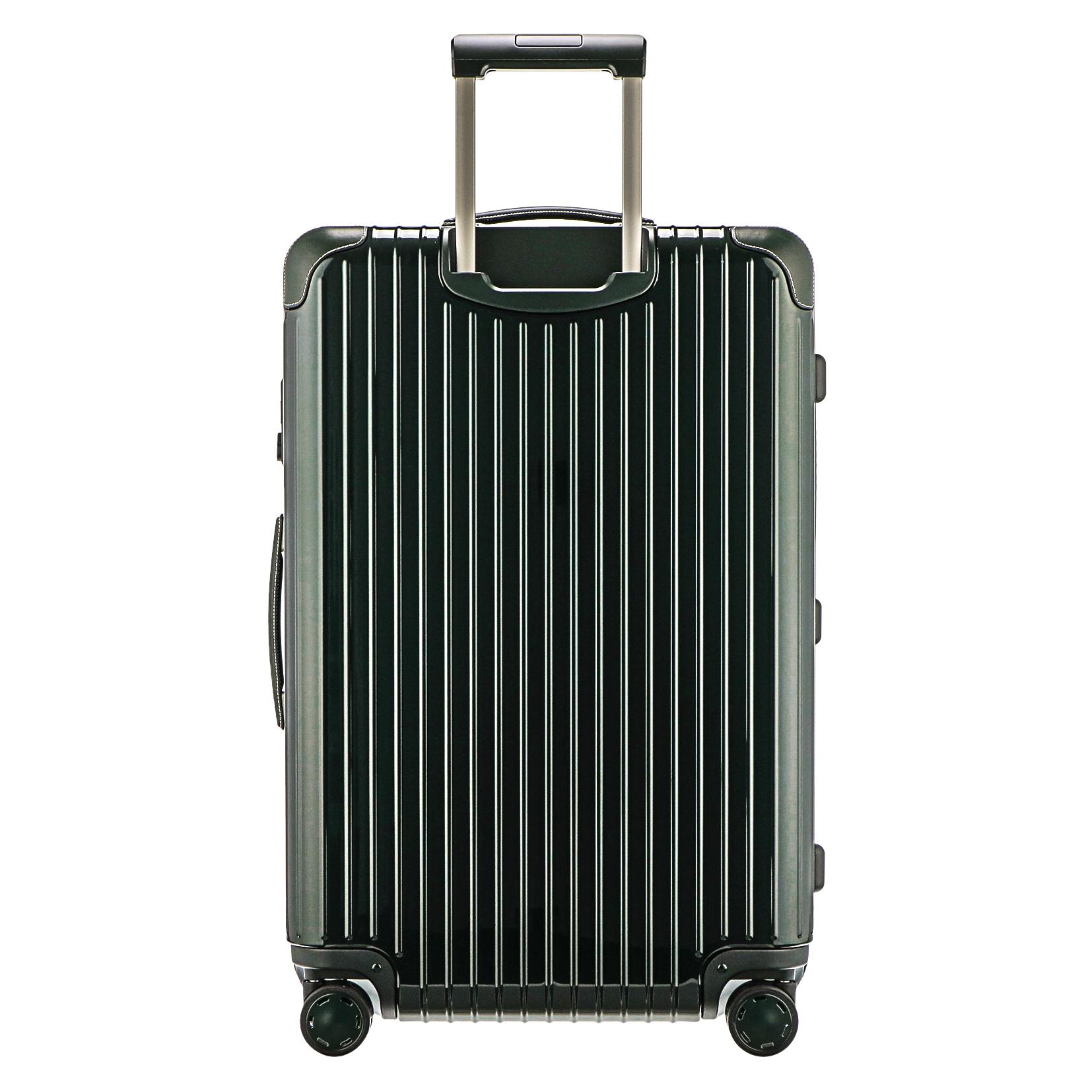 【お取り寄せ】【送料無料】リモワ RIMOWA スーツケース ボサノバ 870.73.40.5 84L 5.9kg グリーン 4泊~7泊 TSAロック 機内持ち込み不可