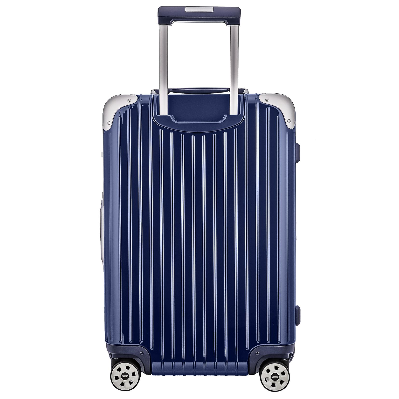 【お取り寄せ】【送料無料】リモワ RIMOWA スーツケース リンボ 882.63.21.5 60L 5.7kg ブルー 3泊~5泊 TSAロック 機内持ち込み不可