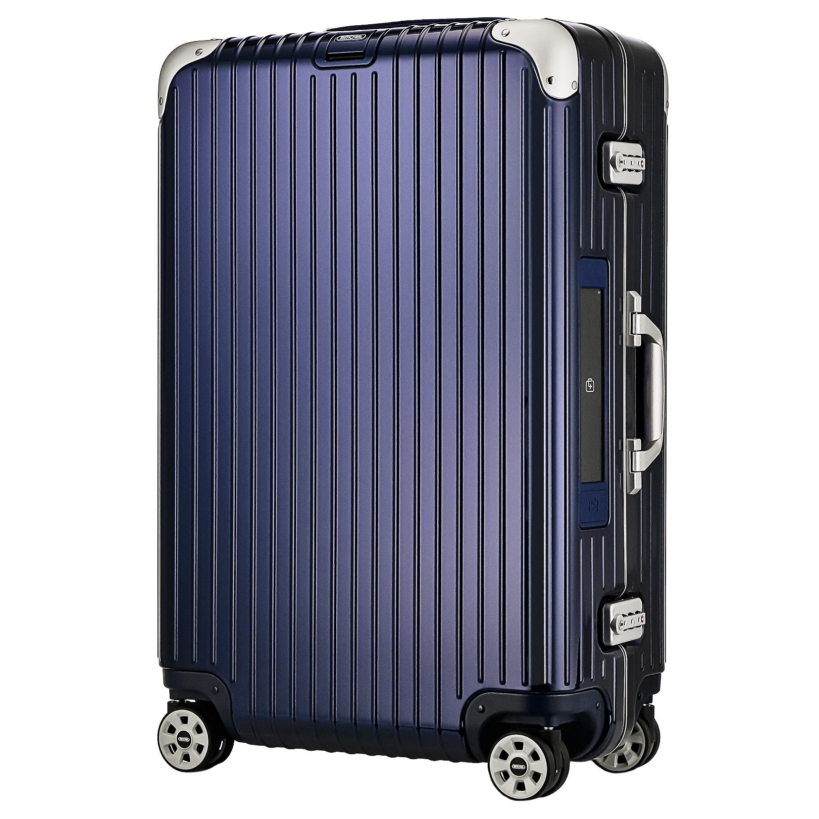 【お取り寄せ】【送料無料】リモワ RIMOWA スーツケース リンボ 882.70.21.5 73L 5.9kg ブルー 4泊~7泊 TSAロック 機内持ち込み不可