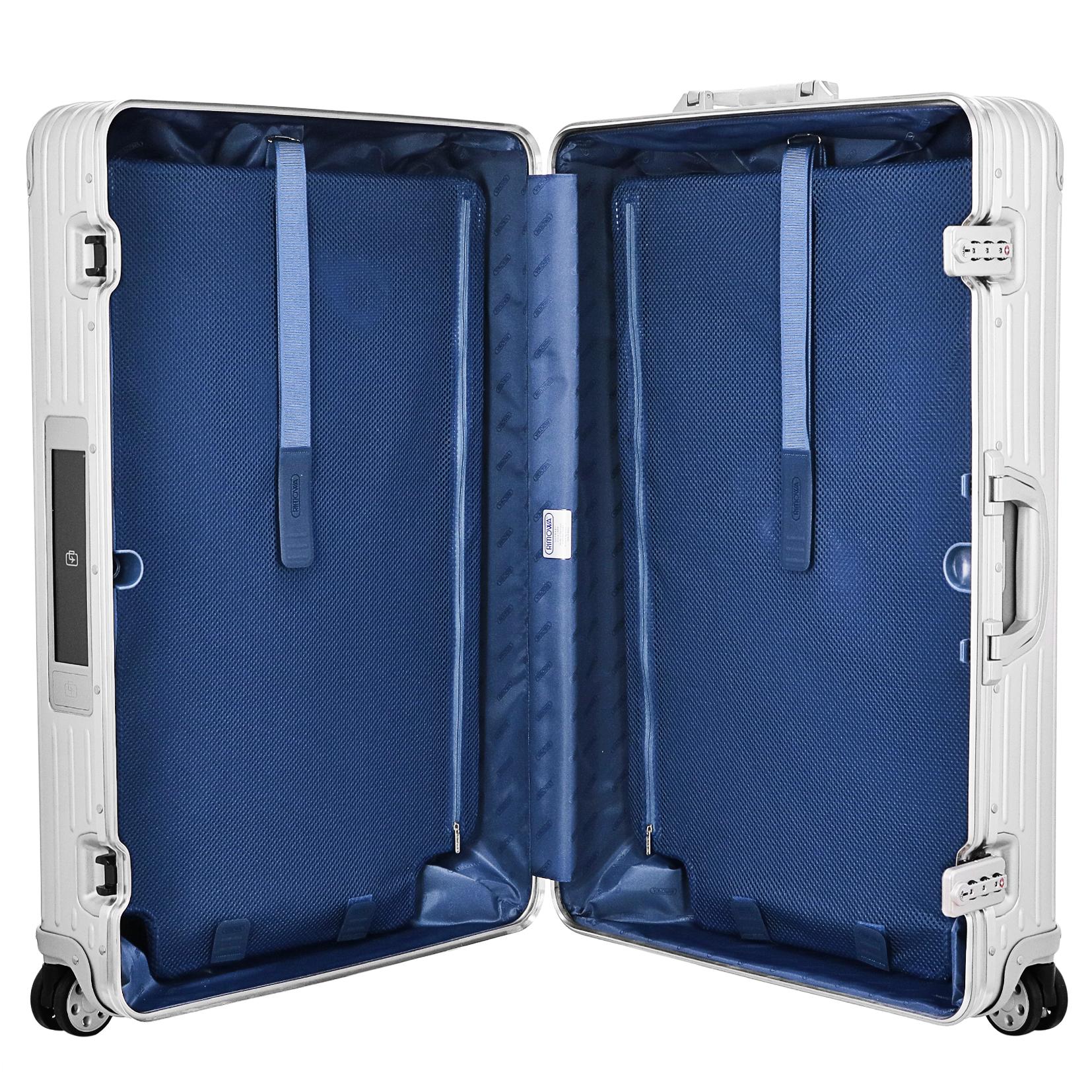【お取り寄せ】【送料無料】リモワ RIMOWA スーツケース トパーズ 924.70.00.5 78L 6.9kg グリーン 4泊~7泊 TSAロック 機内持ち込み不可