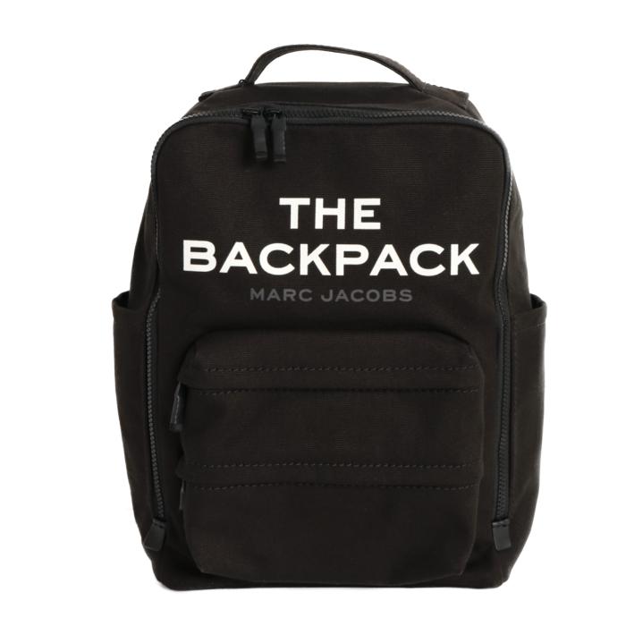 マークジェイコブス MARC JACOBS パックパック THE BACKPACK H301M06SP21 ブラック レディース