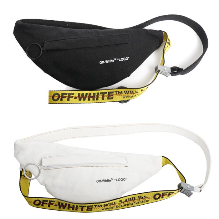 送料無料 オフホワイト Off-White ショルダーバッグ OMNA063S193860010100  OMNA063S19812001 メンズ